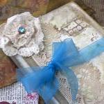Wedding Guestbook - Teal an..