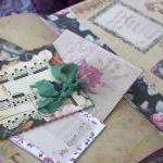 Wedding Guest Book in shabb..