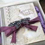 Wedding Guest Book Keepsake..